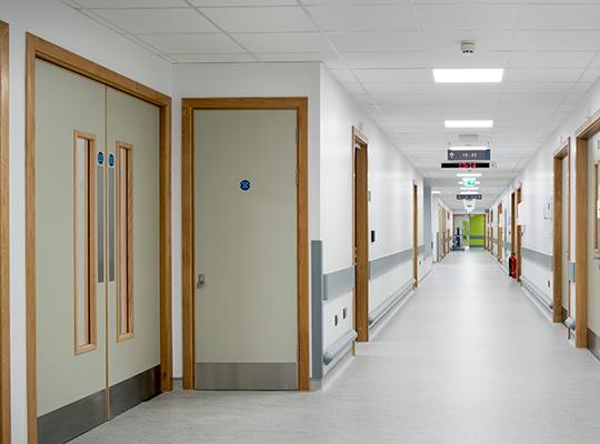 Doors Healthcare 540x400