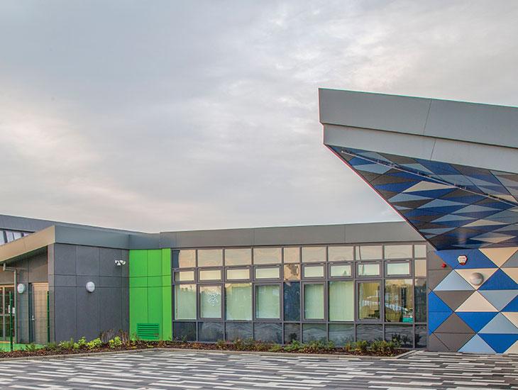 Barrow Hall School