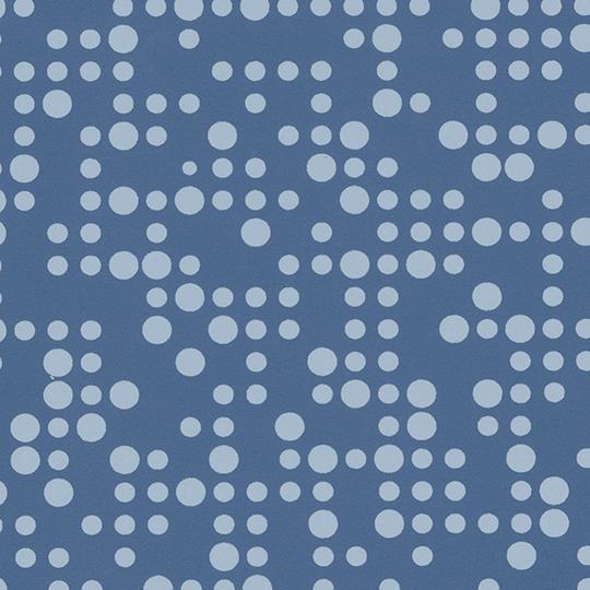 Midi Mode Just Blue on Denim
