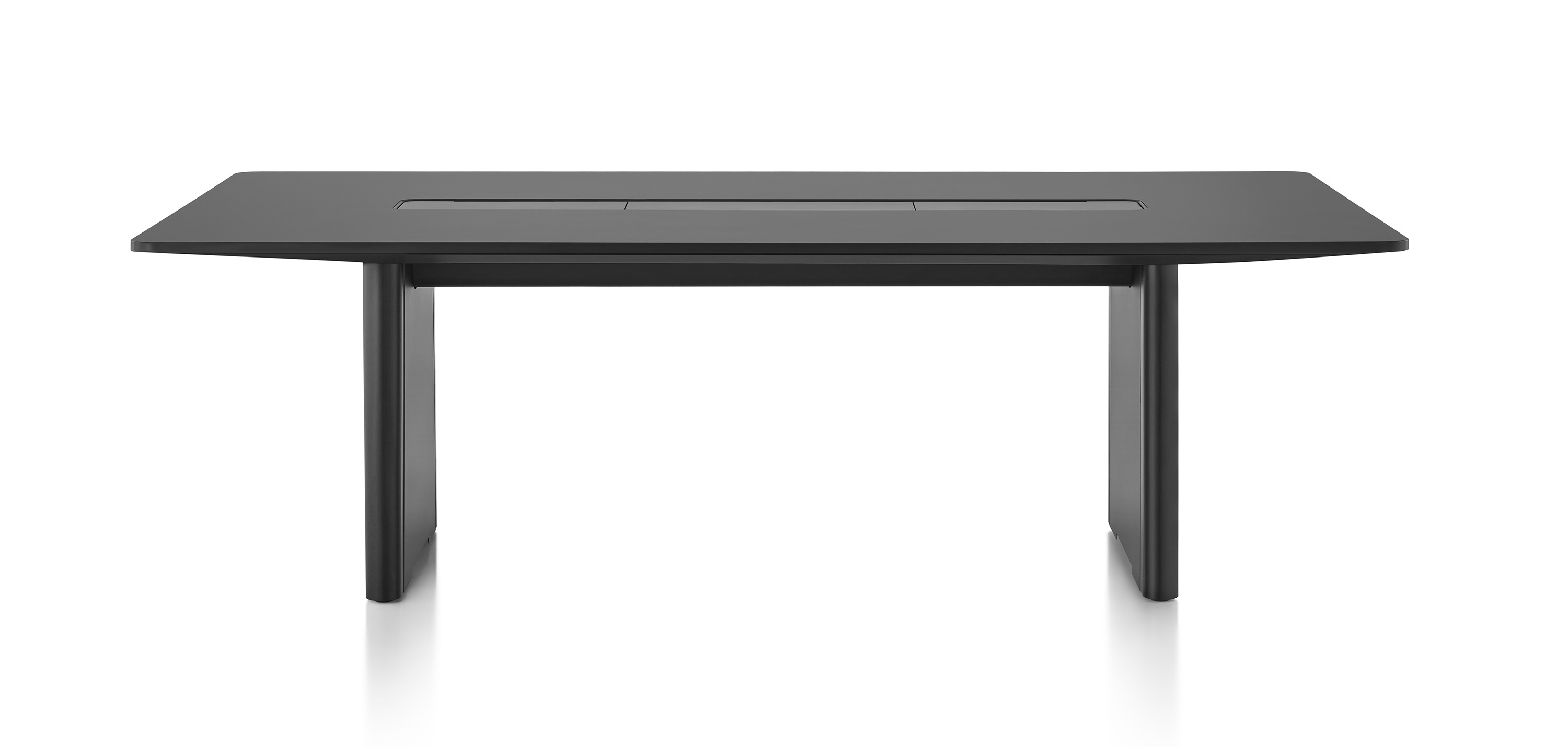 Geiger - Axon Table Features Formica Infiniti® Surface