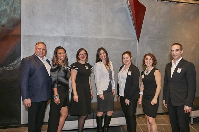 Team Équipe Design+ Formica Canada inc. Event Événements Montreal November novembre 2018 Musée Pointe-à-Callière