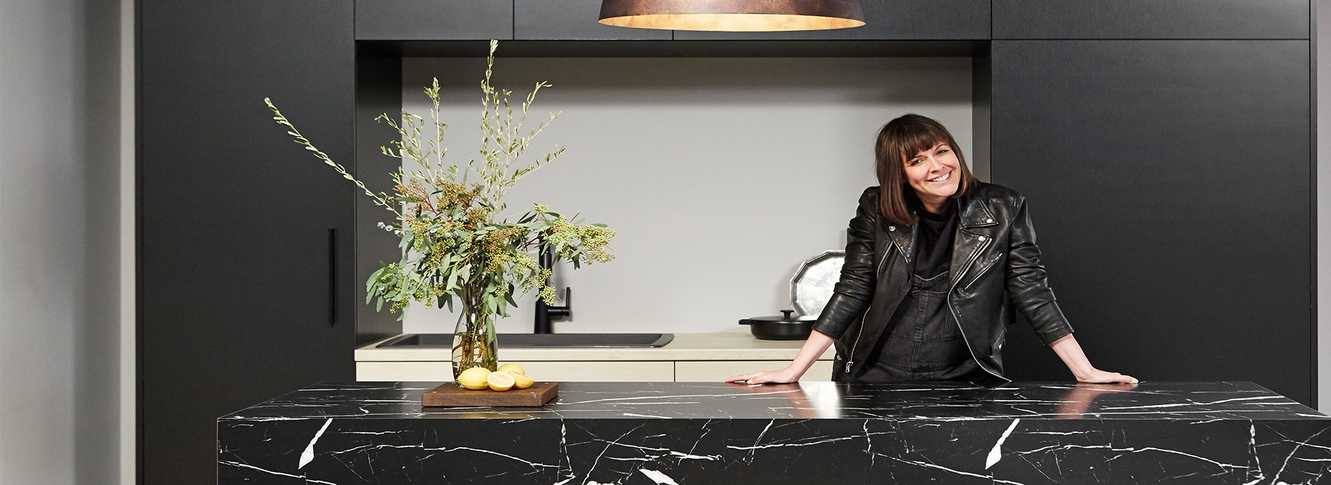 Leanne Ford with Formica Group