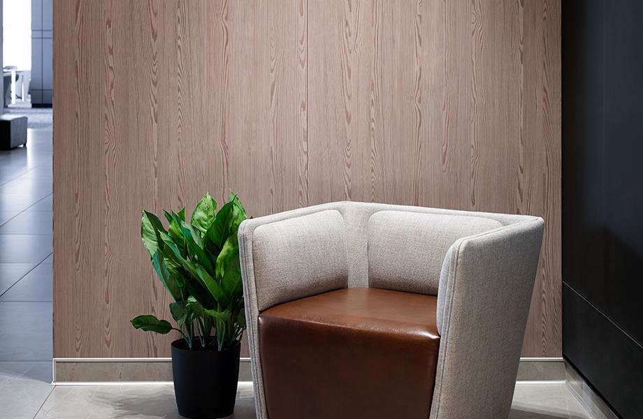 Formica® Laminate 1545 PG Raw Cedar