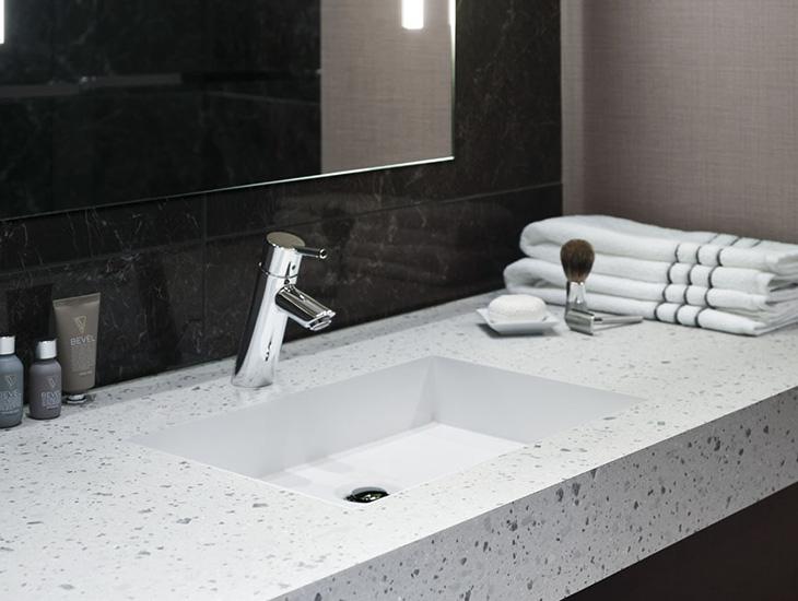 Bathroom sink 8812 Laminate