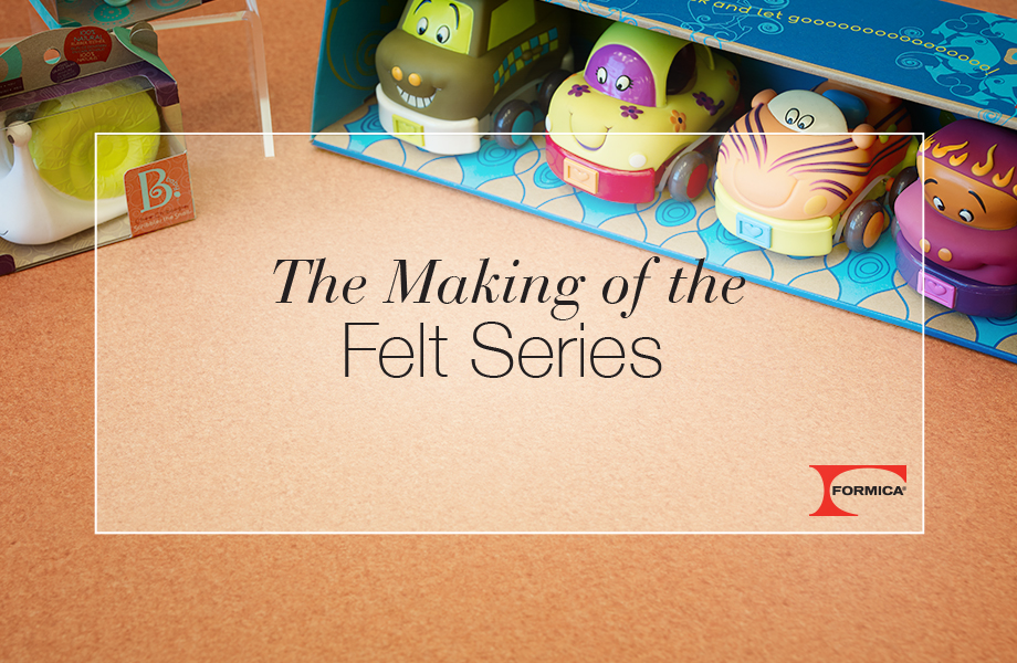 The Making of the Felt Series