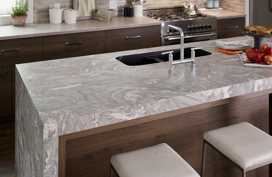 Kitchen countertop 7404 Neapolitan Stone 180fx