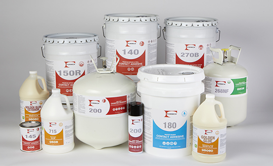 Formica® Brand adhesives for HPL Laminate