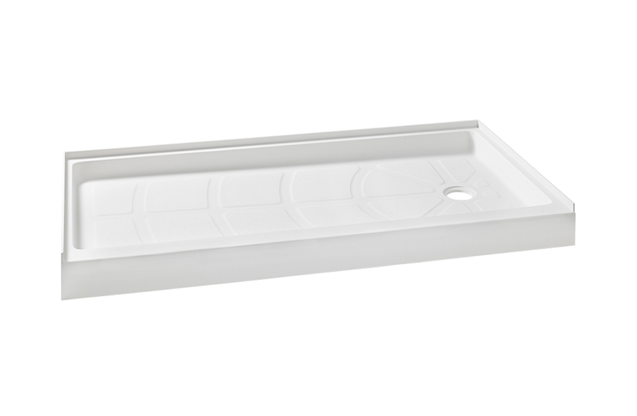 Shower Pan S43060R 102 Arctic