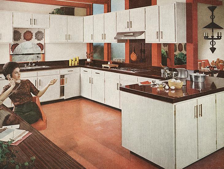 Formica Group vintage kitchen 730x550
