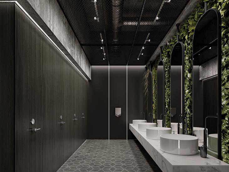 Formica group washroom report