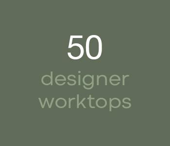 50 Designer Worktops