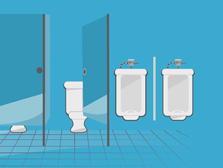 Generational attitudes towards washrooms