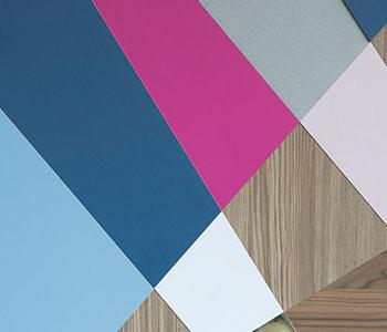 Formica Laminate colours