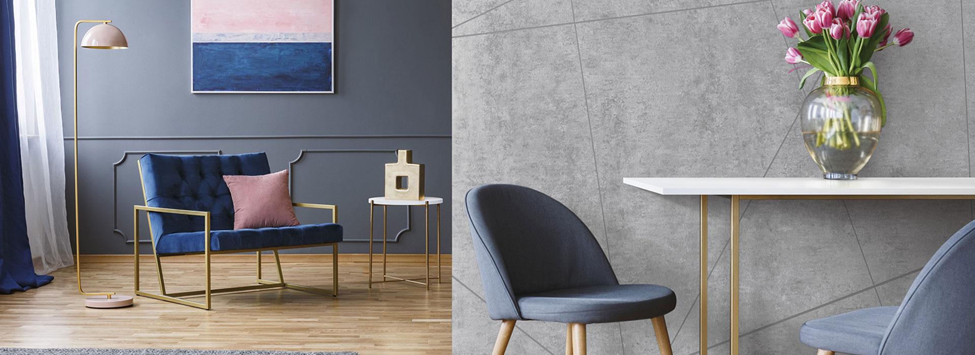 ColorCore Compact Elemental Concrete and Polar White