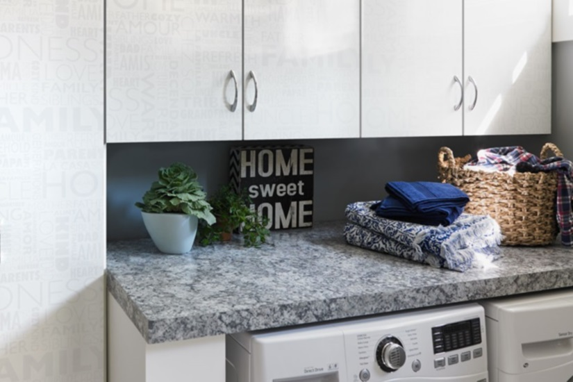 Easy And Affordable Ways To Update Your Laundry Room