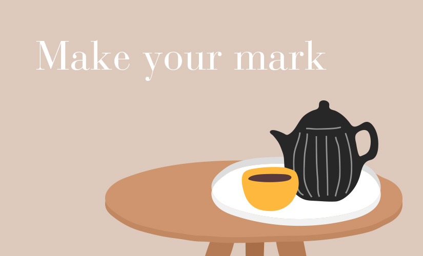 Make your mark 825x500