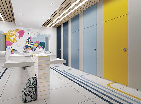 Washroom 540x400
