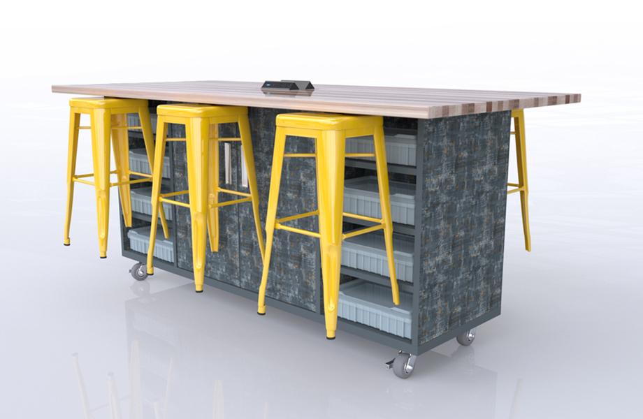 ED Table