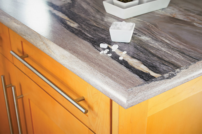 Make Your Laminate Counters Look Luxe