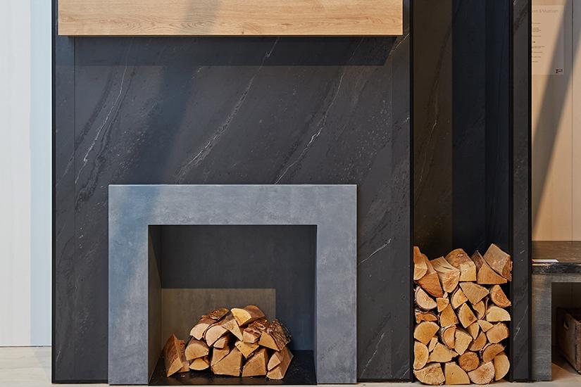 kbis hardstop fireplace