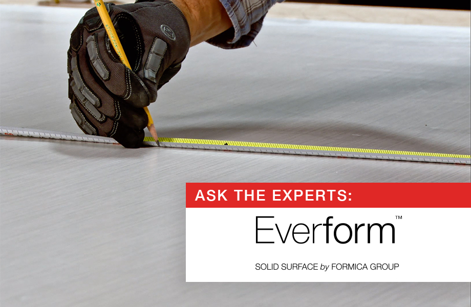 ask the experts Everform