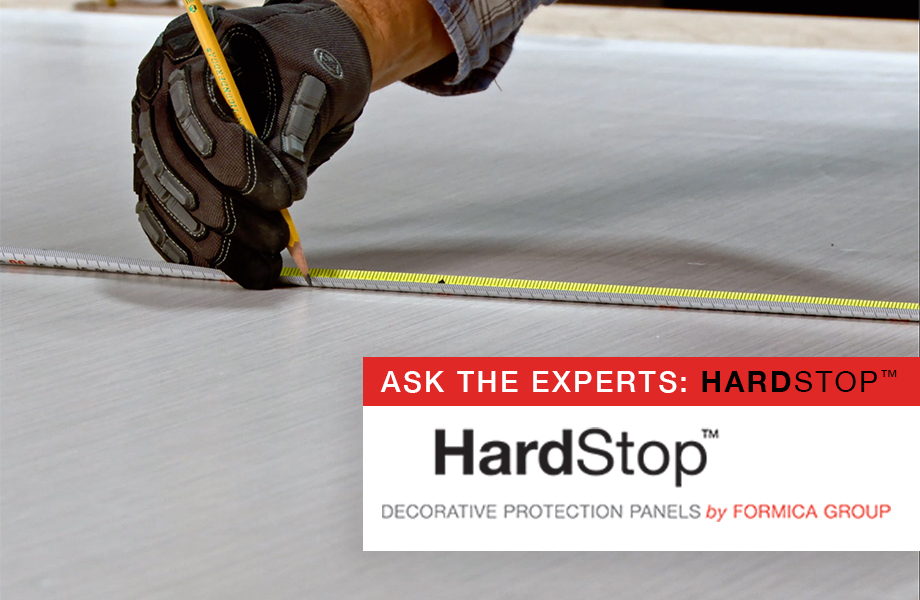 Ask the Experts Hard Stop