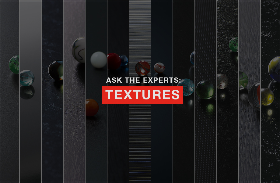 Ask the Experts Textures