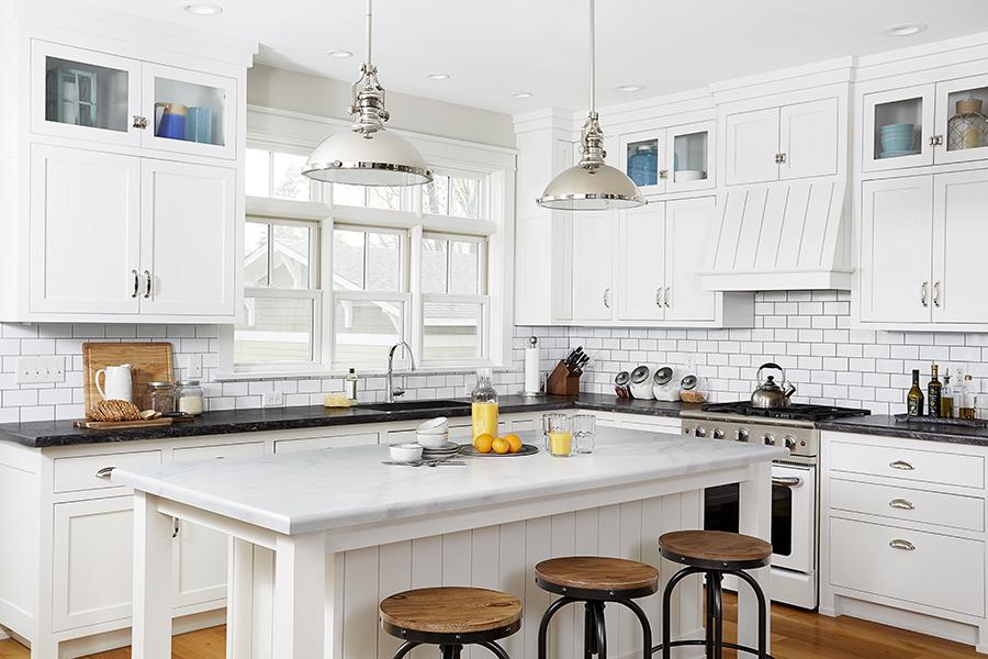 White Cabinets, White Cabinet Kitchens