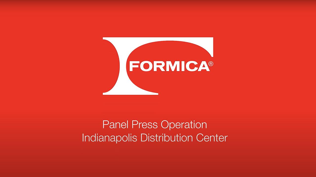 Formica Laminate Panel Press