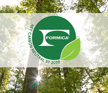 Formica Corporation Net Carbon Neutral by 2030