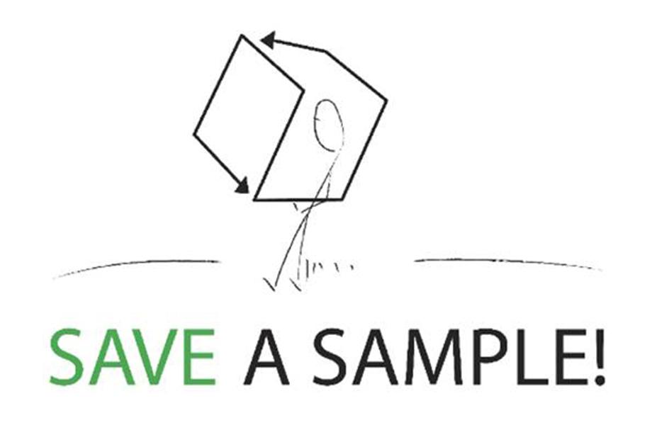 Save a Sample