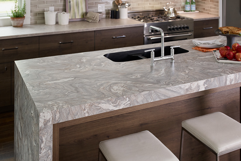 Kitchen countertop 7404 Neapolitan Stone 180fx