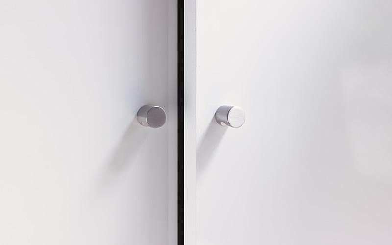 Kitchen cabinets 949 White ColorCore2