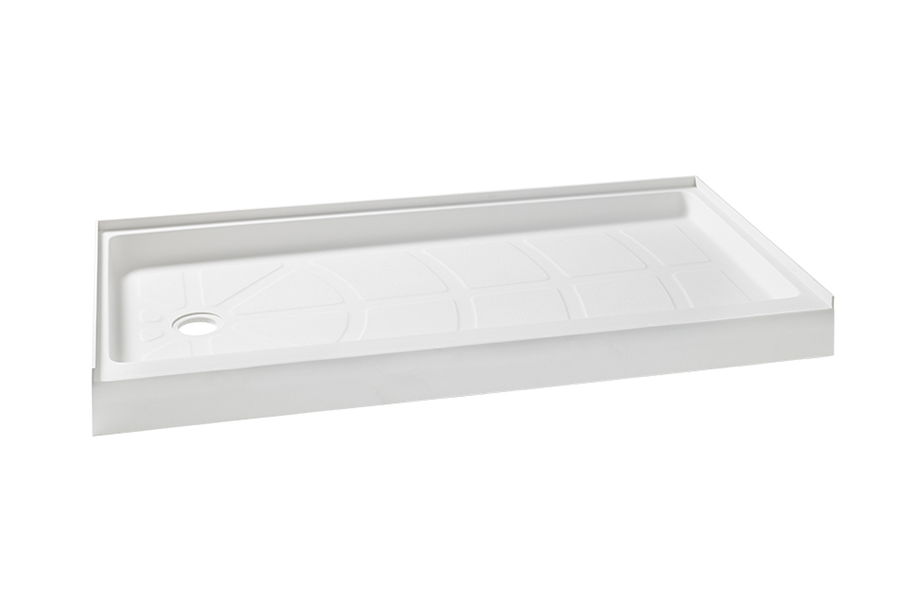 Shower Pan S43060L 102 Arctic