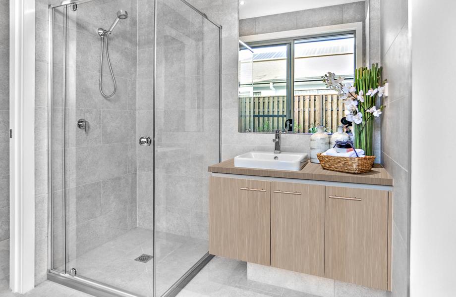 Mueble de baño inspirados en madera