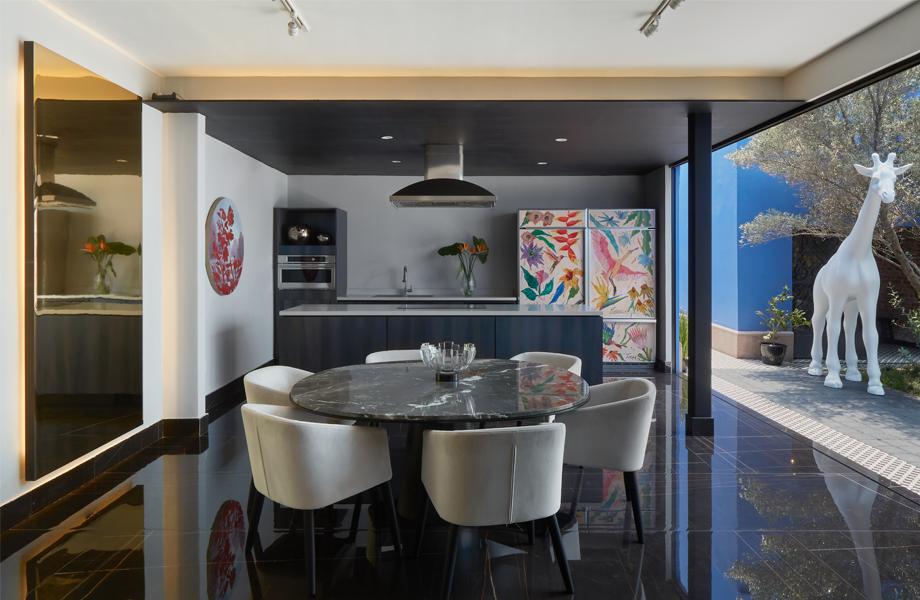 Cocina completa Casa Design Hunter
