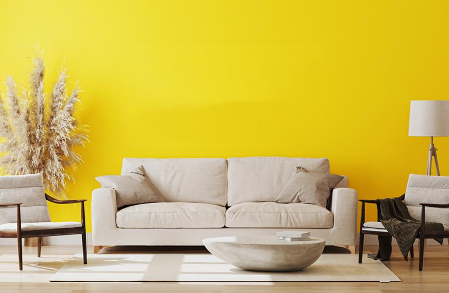 Muro Chrome Yellow