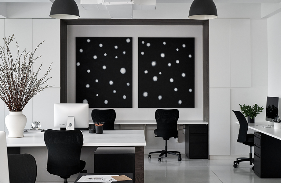 BHDM Offices Featuring Formica ColorCore