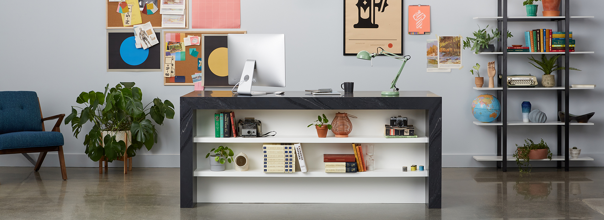 Formica Laminate Home Office