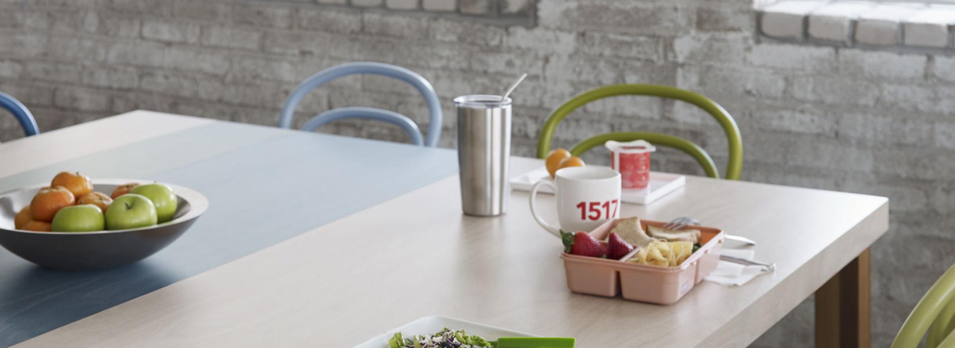 Breakfast bar 8912 Laminate