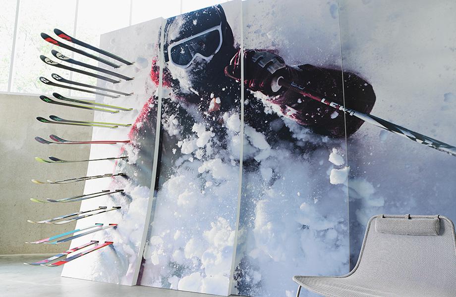 Ski wall Envision