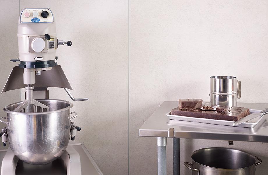 Commercial kitchen 6920 Mineral Spa HardStop
