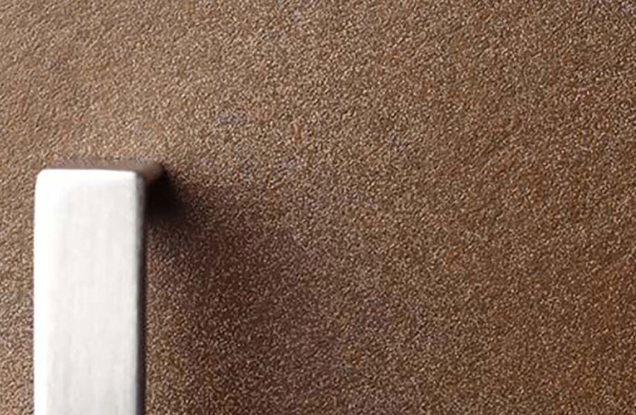1990 Formica Group introduces an international collection of Metal laminates 920x600