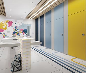 Washroom 350x300