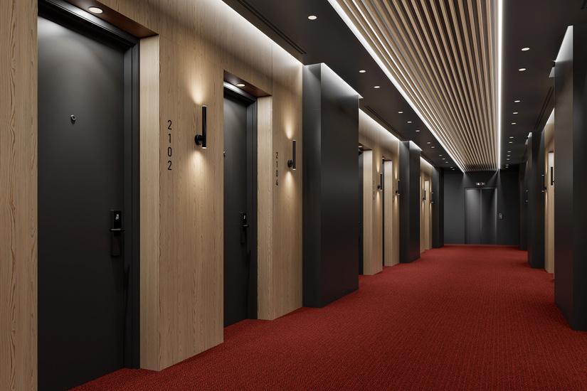 Formica Doors Hospitality 825x550