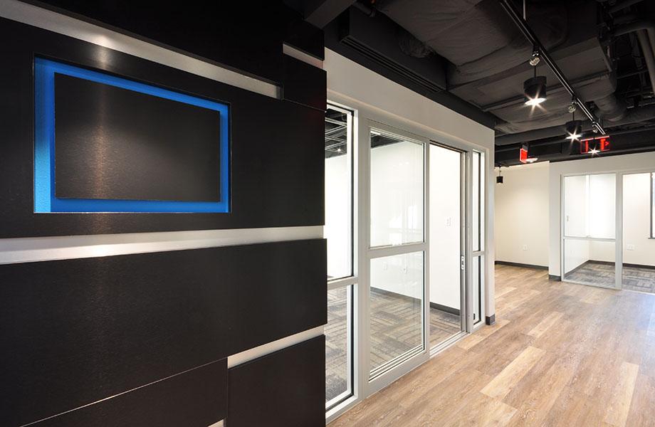 Le Stratifié DecoMetal® brille de mille feux dans un design primé du Wright Group Architects