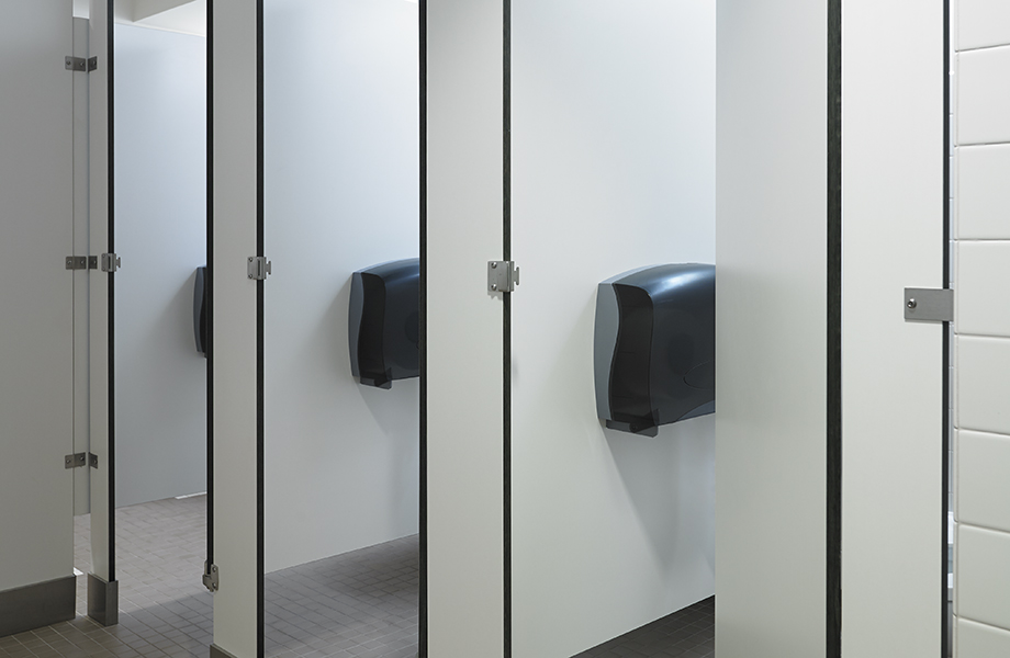 compact restroom partitions