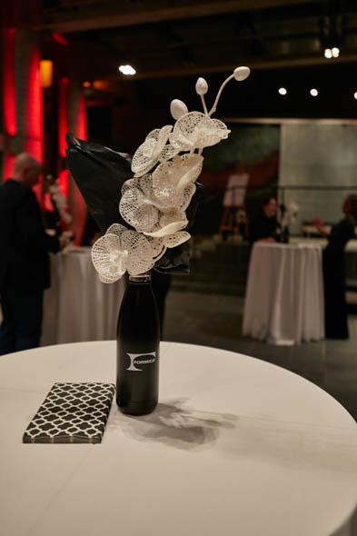 Événements Design+ Formica Canada inc. Event achitects designers Montreal November novembre 2018 Musée Pointe-à-Callière