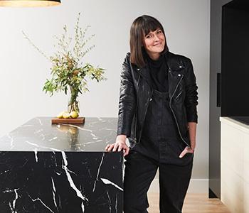 Découvrez le portfolio de Stratifiés de marque Formica® 2019 choisi par Leanne Ford elle-même.