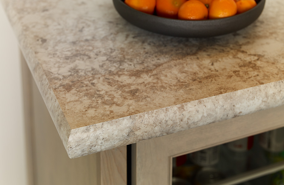 Perfect your countertops with IdealEdge® Decorative Edging